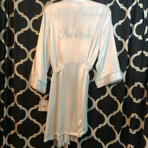 Other - Bride robe. Brand new.